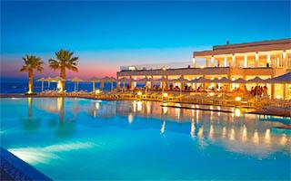 Стоимость отелей в Греческой Республике упала на 35 %