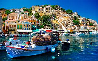 Греция ожидает восстановление туристического потока с марта 2021 года